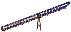 Prokon - Beam Element Conveyor Design